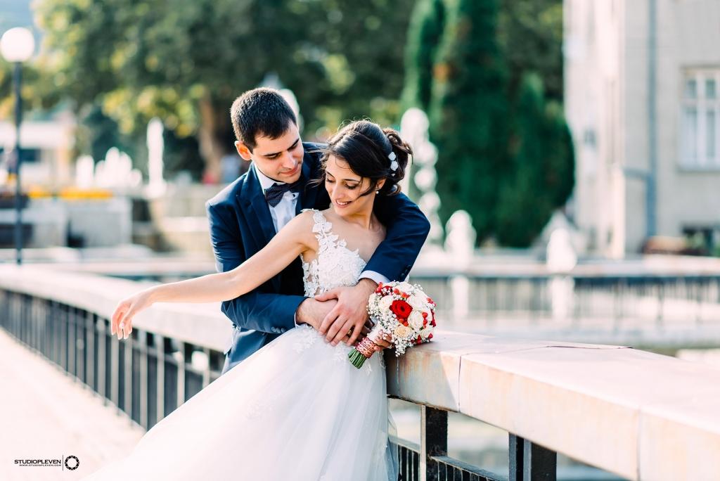 сватбен фотограф троян